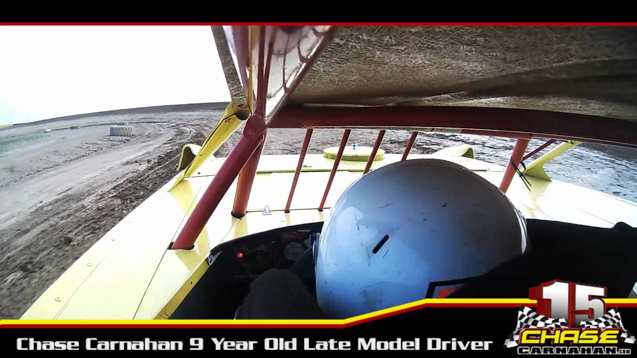 Chase Carnahan 9 Year Old Race Car Driver