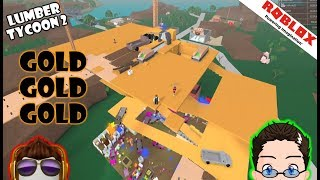 Roblox - Lumber Tycoon 2 - Massive Floor for the Gold Ramp