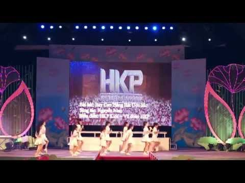 Bay cao tiếng hát ước mơ - HKP KIDS