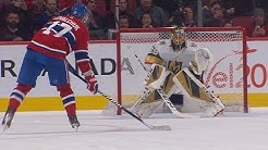 Canadiens & Golden Knights settle it in a shootout