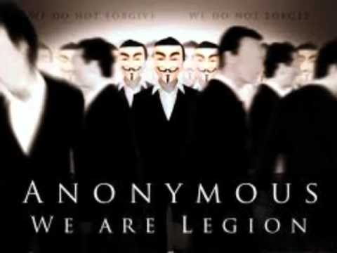 Anonymous - EEA, SOPA & NDAA