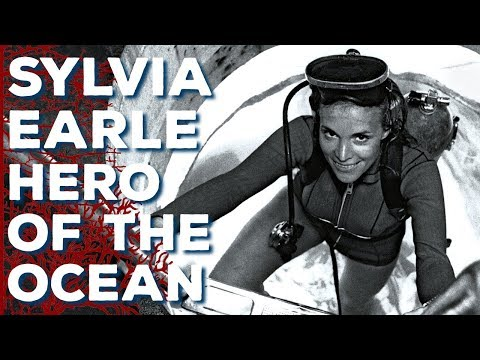 Sylvia Earle - The Hero of the Ocean