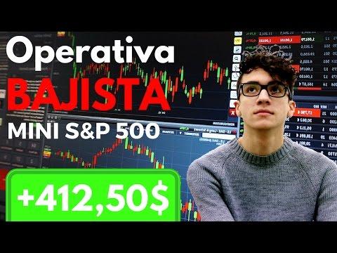 Operativa bajista | Mini SP500 +412,50$ by Fran Fialli
