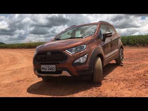 Avaliação Ecosport Storm 4x4/ Vrum Brasília