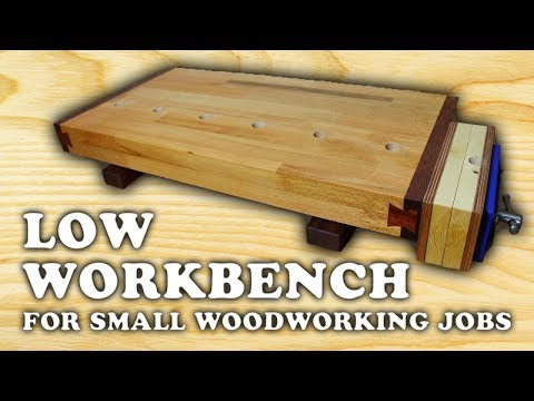 Building probably the most priced Woodworking Bench