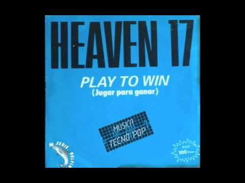 DJ Misbehaviour's 45 pics Heaven 17 Play To Win