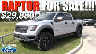 2010 Ford F150 SVT Raptor Price Videos