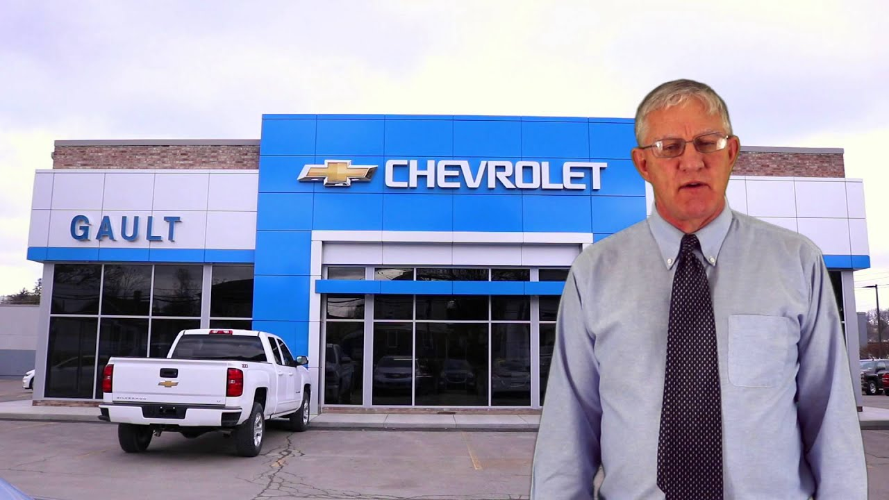 Welcome To The Gault Chevrolet Service Departt - YouTube