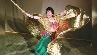 В Якутии 79-летняя прабабушка танцует зажигательные восточные танцы. Город женщин