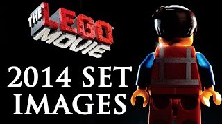 The LEGO Moive 2014 Set Images - ALL SETS!