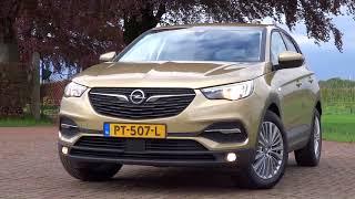 Autotest: Opel GrandLand X 1.2 Turbo Online Edition.