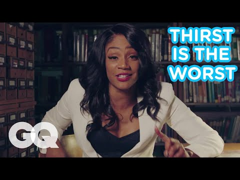 Tiffany Haddish Shares Her Best Dating Advice for Men | GQ