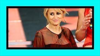 Sanremo 2014: Luciana Littizzetto infiltrata tra i giornalisti