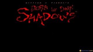 Death by Dark Shadows gameplay (PC Game, 1994)