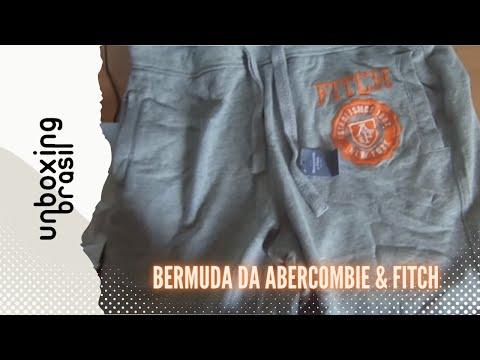 Unboxing/Review - Bermuda da Abercombie & Fitch ...
