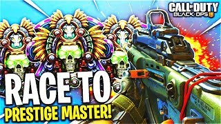 BLACK OPS 4 RACE TO MASTER PRESTIGE! - BEST SETTINGS, CLASS SETUPS + PRO TIPS! (COD BO4 GAMEPLAY)