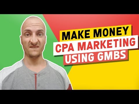 CPA Marketing Free Traffic Method 2020 (Google My Business Tutorial) thumbnail