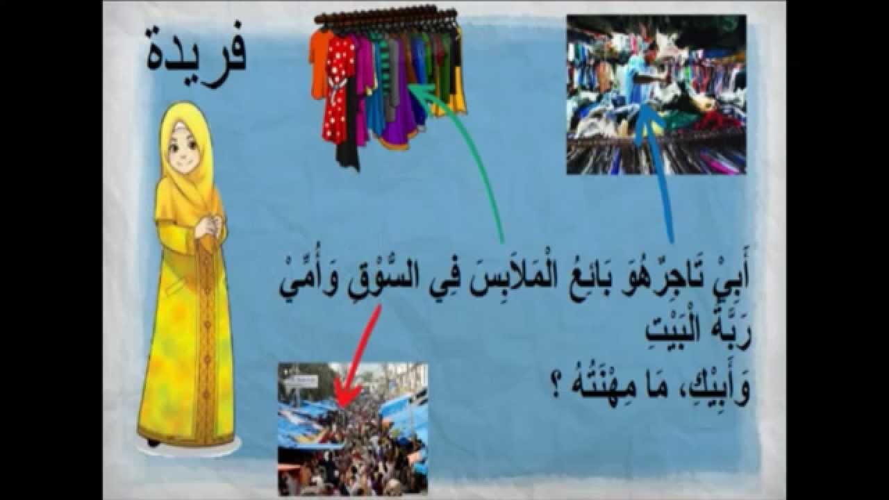 Contoh Media Pembelajaran Bahasa Arab Yang Efektif Youtube