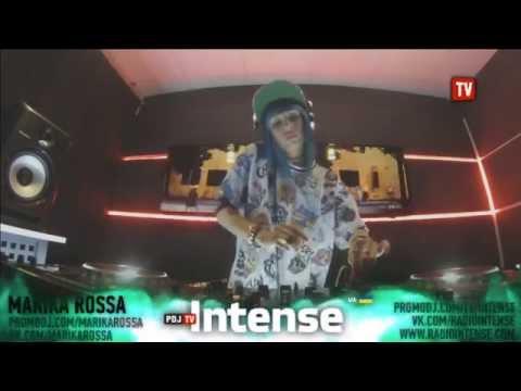 Marika Rossa - Live @ Radio Intense 11.02.2015
