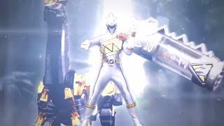 Power Ranger Dino Super Charge | Batalla - Zenowing recupera su energema - Capitulo 15