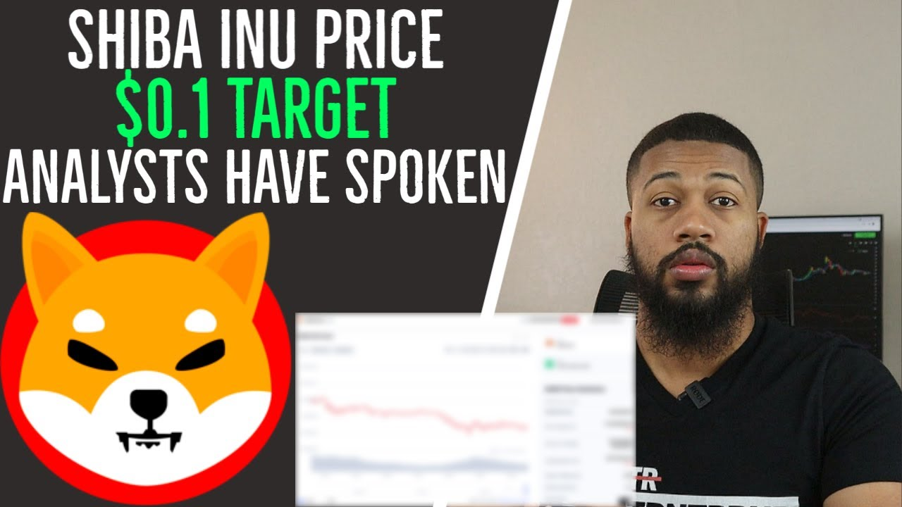 SHIBA INU UPDATE - PRICE PREDICTION 2021 -ANALYST SAID THIS ABOUT SHIB TOKEN - 🆘IMPORTANT MUST WATCH