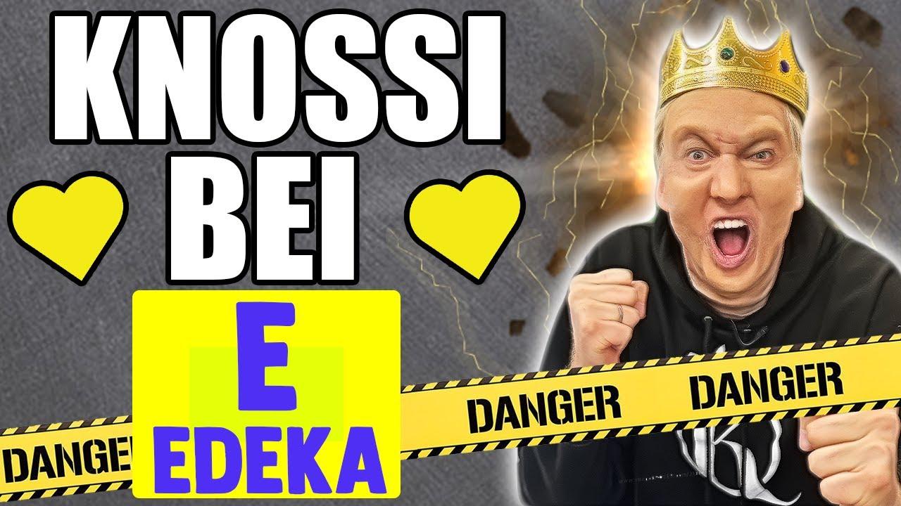 Knossi arbeitet bei Edeka | Freshtorge
