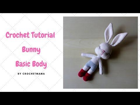 Amigurumi Bugs Bunny | 360x480
