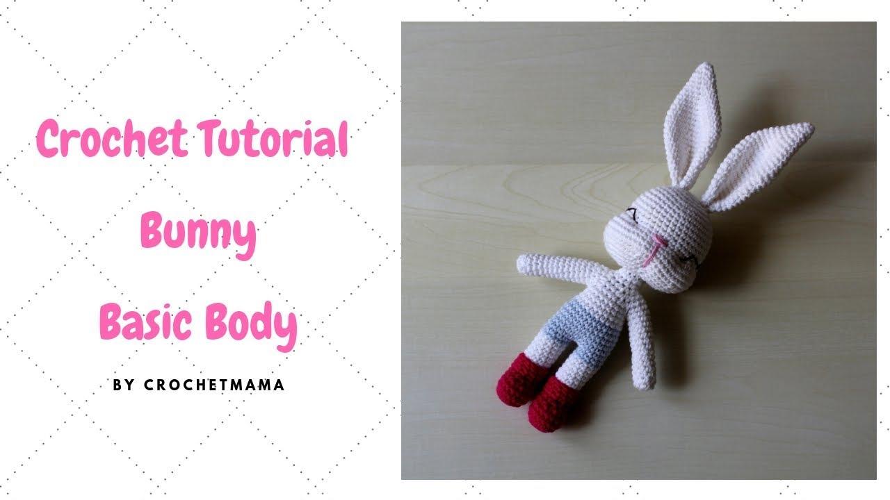 Dutch Rabbit Crochet Amigurumi Free Pattern | Crochet Cats | 720x1280