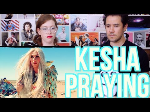 KESHA - PRAYING - REACTION!!