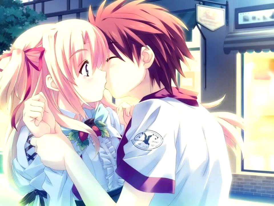 Cute Boy Wallpapers For Fb Cute Anime Couple Pics Youtube