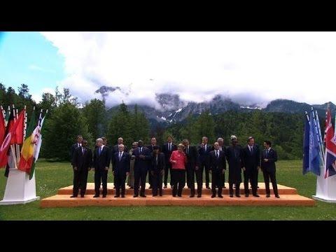 El G7 muestra firmeza ante Moscú