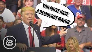 trump-shuts-down-protestors-at-rally-you-must-have-a-democrat-mayor