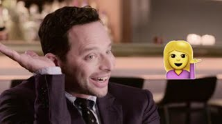 Nick Kroll Translates Emojis | Vanity Fair