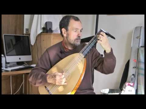 Nigel North plays the music of Dowland