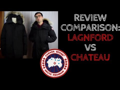 Review Comparison: Langford Vs Chateau Parka Canada Goose