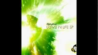 Dijeyow - Love in Live EP