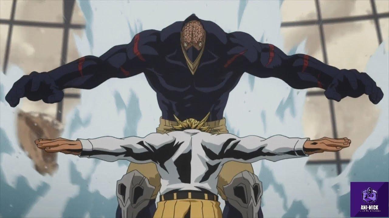 Download All Might vs Nomu Full Fight My Hero Academia Season- 1   Eng Sub   Ani-Mick