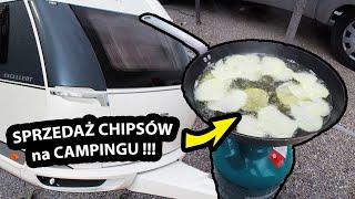 Lekcja BIZNESU dla Dzieci !!! - Sprzedajemy CHIPSY na CAMPINGU !!! - (Vlog #381)