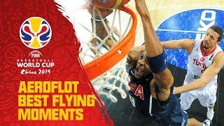 Westbrook finds Iguodala - Aeroflot Best Flying Moments - FIBA Basketball World Cup 2010