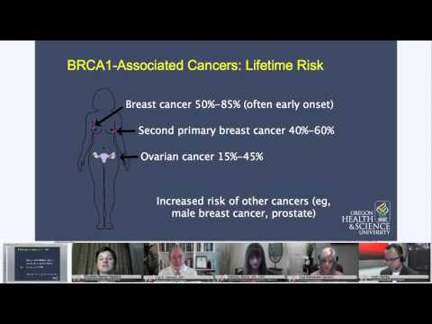 Lifetime Risks Associated With Hereditary Cancer