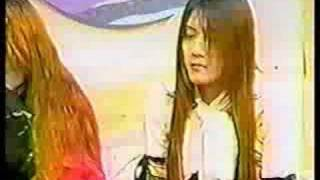 This is from 1996! Kami-sama! I love you! Mana-Sama talks! Yay! *da...
