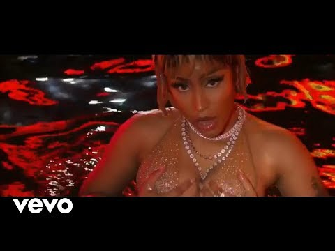 Nicki Minaj - Bed ft. Ariana Grande (Explicit)