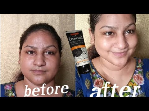 #review#stayhappy&lookbeautiful Beauty Formulas Charcoal Clay Mask Honest Review And Demo