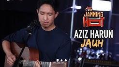 AZIZ HARUN - JAUH ( LIVE ) ( JAMMING HOT )