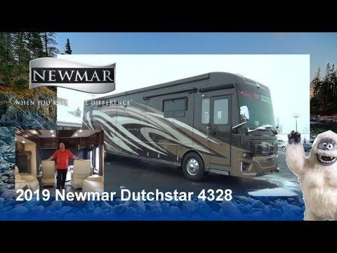 NEW 2019 Newmar Dutchstar 4328 | Mount Comfort RV