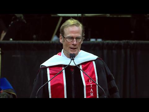 Conrad Anker Commencement Address