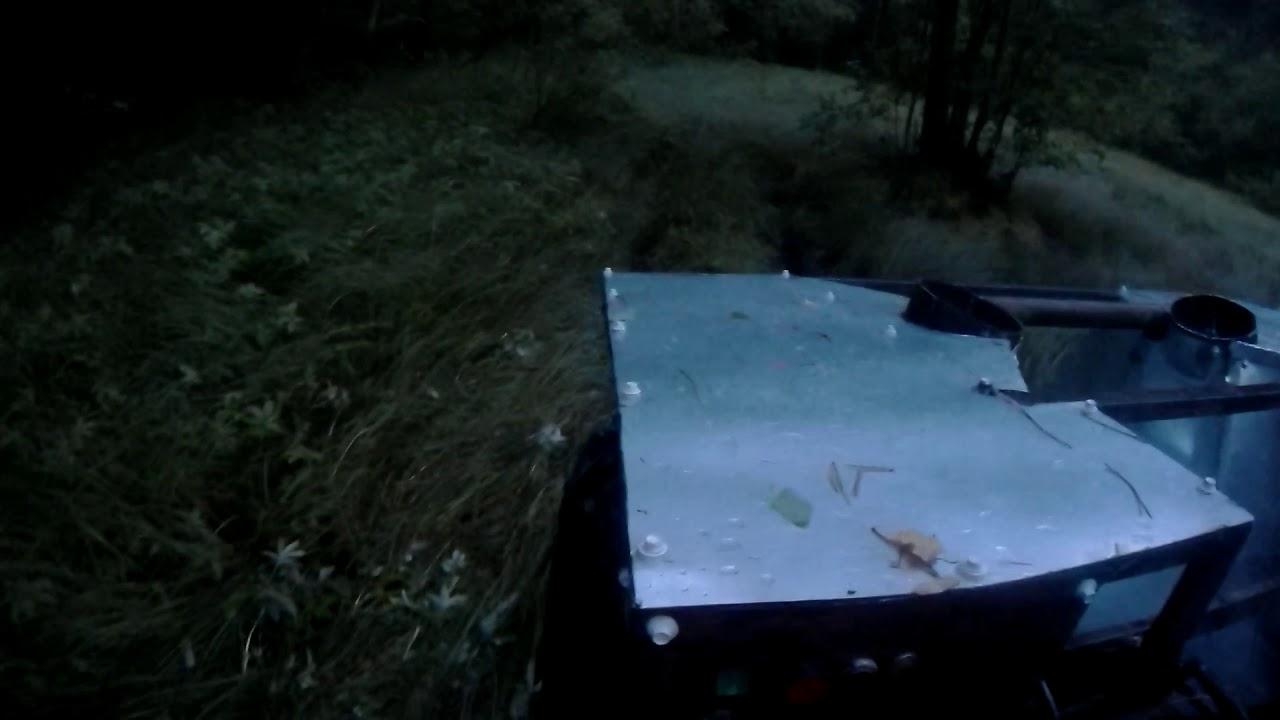 Вездеходное багги на болоте 2