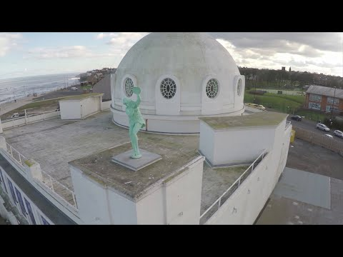 3DR Solo - The Spanish City (Whitley Bay)