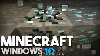 Minecraft Windows 10 Edition Let's Play: Diamonds! (Episode 7)