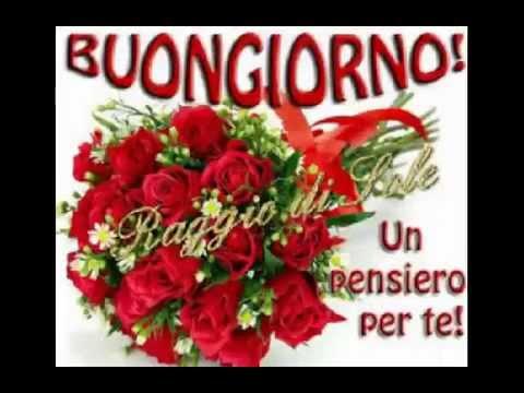 Buongiorno e felice luned youtube for Buon sabato sera frasi